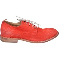 Παπούτσια Γυναίκα Derby Moma Κλασσικός BR966 το κόκκινο