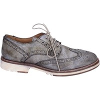 Παπούτσια Γυναίκα Derby Moma Κλασσικός BR982 Γκρί