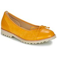 Παπούτσια Γυναίκα Μπαλαρίνες Gabor KRINE Yellow