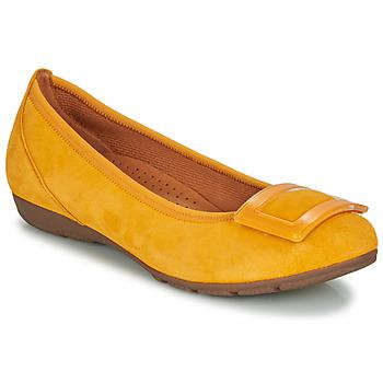 Παπούτσια Γυναίκα Μπαλαρίνες Gabor KASTIPON Yellow