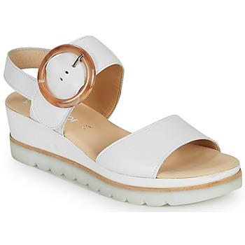 Παπούτσια Γυναίκα Σανδάλια / Πέδιλα Gabor KOKREM Άσπρο