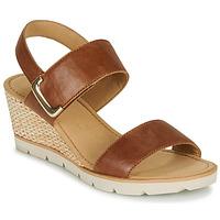 Παπούτσια Γυναίκα Σανδάλια / Πέδιλα Gabor KERILA Cognac