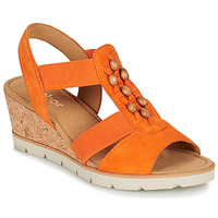 Παπούτσια Γυναίκα Σανδάλια / Πέδιλα Gabor KALINA Orange