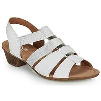Παπούτσια Γυναίκα Σανδάλια / Πέδιλα Gabor KEIJA Άσπρο