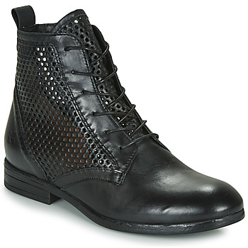Παπούτσια Γυναίκα Μπότες Dream in Green MARLO Black