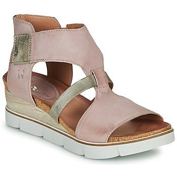 Παπούτσια Γυναίκα Σανδάλια / Πέδιλα Dream in Green LIRATIMO Ροζ
