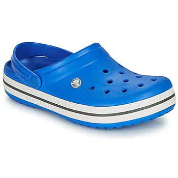 Παπούτσια Σαμπό Crocs CROCBAND Μπλέ / Grey