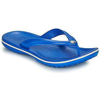 Παπούτσια Σαγιονάρες Crocs CROCBAND FLIP Μπλέ
