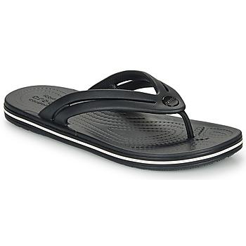 Παπούτσια Γυναίκα Σαγιονάρες Crocs CROCBAND FLIP W Black