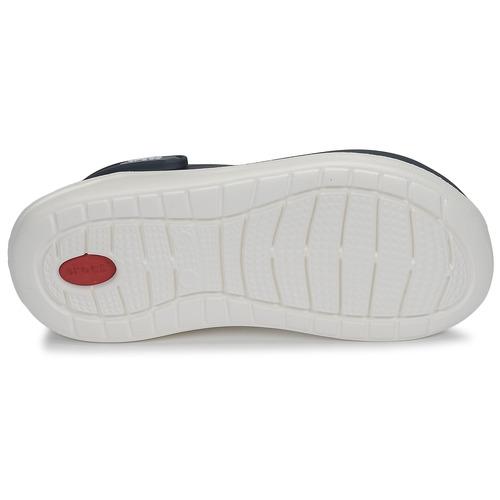Crocs LITERIDE CLOG Marine / Red