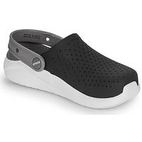 Παπούτσια Παιδί Σαμπό Crocs LITERIDE CLOG K Black / Άσπρο