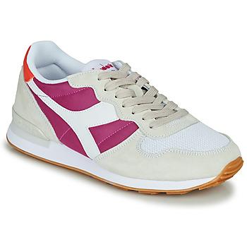 Παπούτσια Γυναίκα Χαμηλά Sneakers Diadora CAMARO Beige / Ροζ