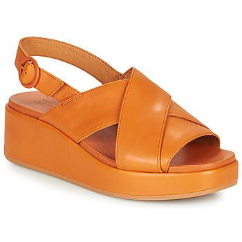Παπούτσια Γυναίκα Σανδάλια / Πέδιλα Camper MISIA Camel