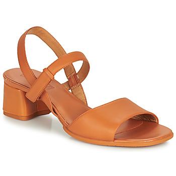 Παπούτσια Γυναίκα Σανδάλια / Πέδιλα Camper KATIE SANDALES Camel