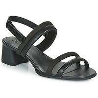 Παπούτσια Γυναίκα Σανδάλια / Πέδιλα Camper KATIE SANDALES Black