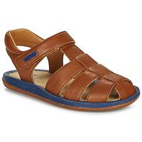 Παπούτσια Παιδί Σανδάλια / Πέδιλα Camper BICHO Brown / Marine