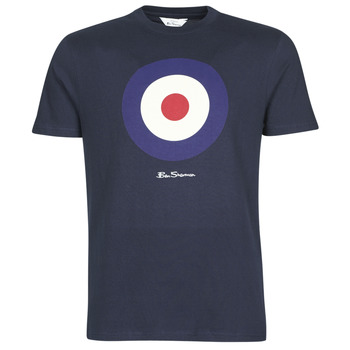 T-shirt με κοντά μανίκια Ben Sherman SIGNATURE TARGET TEE