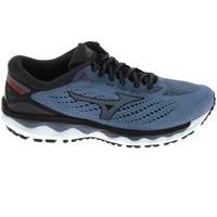 Παπούτσια Άνδρας Τρέξιμο Mizuno Wave Sky 3 Stone Bleu Μπλέ
