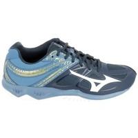Παπούτσια Άνδρας Basketball Mizuno Thunder Blade 2 Bleu Μπλέ