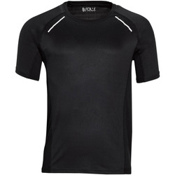 Υφασμάτινα Άνδρας T-shirt με κοντά μανίκια Sols SYDNEY MEN SPORT Negro