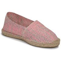 Παπούτσια Γυναίκα Εσπαντρίγια Pare Gabia VP FLUO Ροζ / Άσπρο