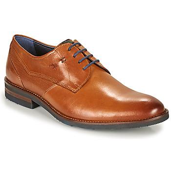 Παπούτσια Άνδρας Derby Fluchos OLIMPO Brown