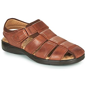 Παπούτσια Άνδρας Σανδάλια / Πέδιλα Fluchos DOZER Brown