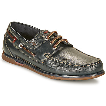 Παπούτσια Άνδρας Boat shoes Fluchos POSEIDON Marine / Brown