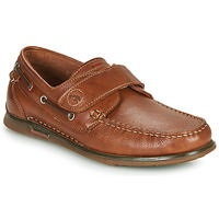 Παπούτσια Άνδρας Boat shoes Fluchos POSEIDON Brown