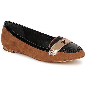 Παπούτσια Γυναίκα Μοκασσίνια C.Petula KING CAMEL