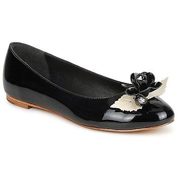 Παπούτσια Γυναίκα Μπαλαρίνες C.Petula MUCHACHA Black
