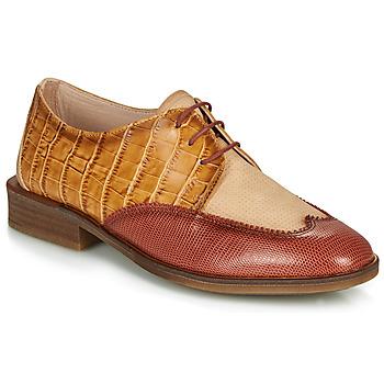 Παπούτσια Γυναίκα Derby Hispanitas LONDRES Brown