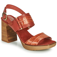 Παπούτσια Γυναίκα Σανδάλια / Πέδιλα Hispanitas PETRA Brown