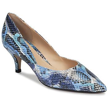 Παπούτσια Γυναίκα Γόβες Perlato MOLI Μπλέ