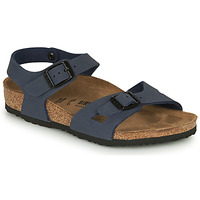 Παπούτσια Παιδί Σανδάλια / Πέδιλα Birkenstock RIO Navy
