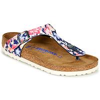 Παπούτσια Γυναίκα Σαγιονάρες Birkenstock GIZEH SFB Multicolore