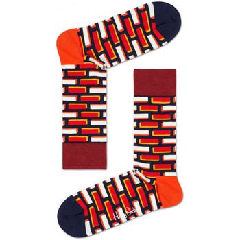Αξεσουάρ Κάλτσες Happy Socks Brick sock Πολύχρωμο