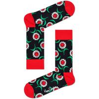 Αξεσουάρ Άνδρας Κάλτσες Happy Socks Sunflower sock Πολύχρωμο