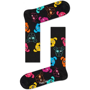 Αξεσουάρ Άνδρας Κάλτσες Happy Socks Cat vs dog gift box Πολύχρωμο