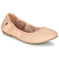 Παπούτσια Γυναίκα Μπαλαρίνες Minnetonka ANNA Ροζ