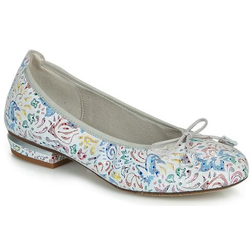 Παπούτσια Γυναίκα Μπαλαρίνες Dorking IREM Multicolour