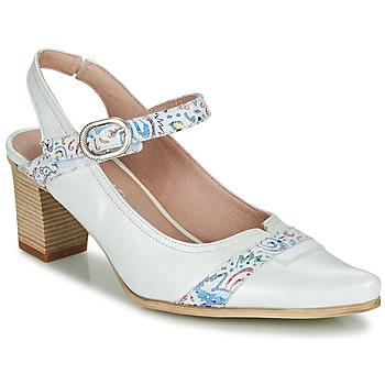 Παπούτσια Γυναίκα Γόβες Dorking LEA Άσπρο