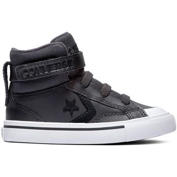 Παπούτσια Παιδί Ψηλά Sneakers Converse Pro blaze strap martian hi Μαύρο