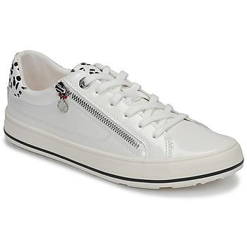 Παπούτσια Γυναίκα Χαμηλά Sneakers S.Oliver NASTOUKI Άσπρο