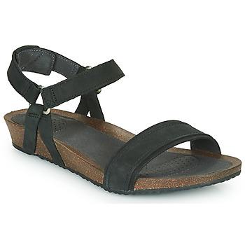 Παπούτσια Γυναίκα Σανδάλια / Πέδιλα Teva MAHONIA STITCH Black