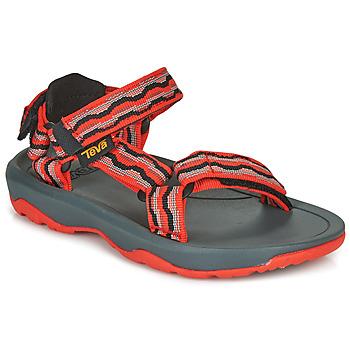 Παπούτσια Κορίτσι Σανδάλια / Πέδιλα Teva HURRICANE XLT2 Red / Black