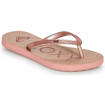 Παπούτσια Κορίτσι Σαγιονάρες Roxy VIVA GLTR III Ροζ