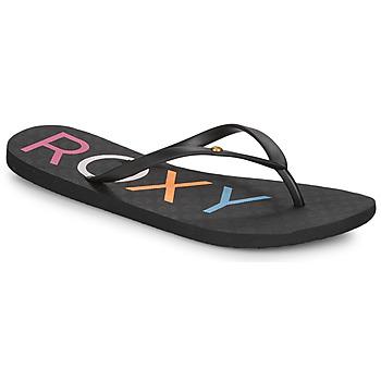 Παπούτσια Γυναίκα Σαγιονάρες Roxy SANDY III Black