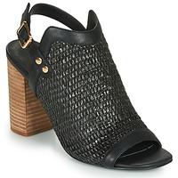 Παπούτσια Γυναίκα Σανδάλια / Πέδιλα Ravel CLIFTON Black