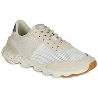 Παπούτσια Γυναίκα Χαμηλά Sneakers Sorel KINETIC LITE LACE Άσπρο
